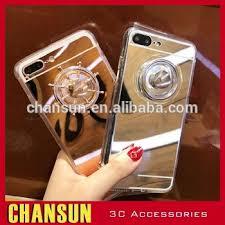 mirror iphone 7 plus case. 2017 new arrival case spinner mirror tpu phone for iphone 7 7plus plus