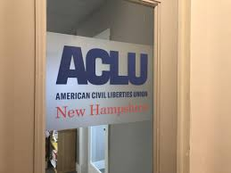 entrance to the aclu s offices in concord nh