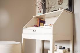 diy repurposed furniture. DIY Repurposed IKEA Desk Diy Furniture