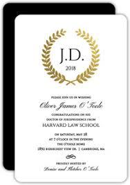 Formal Graduation Announcements Law School Graduation Invitations Law School Graduation Announcements
