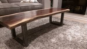 table raw wood coffee table  home interior design