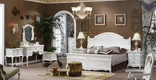 bedrooms with white furniture. Simple European Style Bedroom With White Furniture Bedrooms