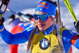 Opinioni su biathlon femminile ✅. Ibu World Cup Biathlon 2020 15 Km Individuale Femminile