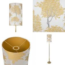 smoked shady and the lamp gold lampshades drum lamp shade lined lampshades luxury lighting mid century lamps bespoke lampshades u k