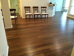 are bamboo floors good for kitchens out with the old in with the honey strand bamboo replaced bamboo flooring for kitchens pros and cons