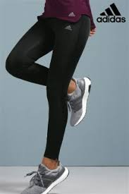 adidas leggings womens. adidas black running tight leggings womens