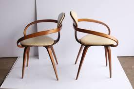 cherner furniture. 1950s pretzel chairs by norman cherner 3 furniture
