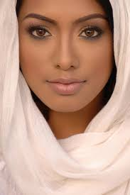 natural makeup for dark skin tones clic matt finish
