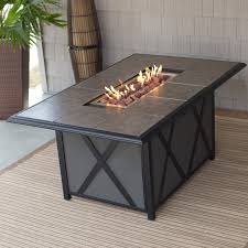 Coffee Table Magnificent Outdoor Fire Pit Table Fire Pit Dining