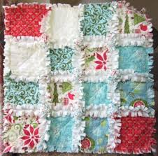 7 best Rag Quilts for Sale images on Pinterest | Rag quilt, Breast ... & Sale Baby Christmas Quilt Rag Quilt Minky by LittleTreasureQuilts Adamdwight.com