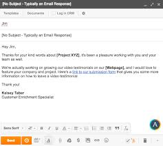 Request Emails Sample 5 Examples Of Testimonial Request Emails That Work