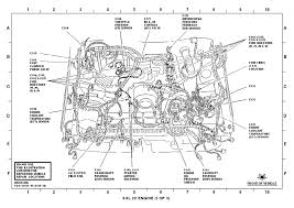 ford mustang spark plug wiring diagram wirdig 6l 2v mustang engine diagram get image about wiring diagram