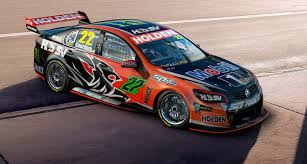 holden new car releaseHRT unveils 2016 livery  Supercars