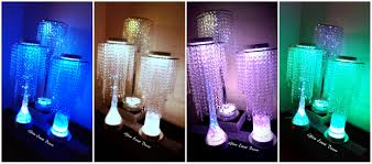 glow lighting chandeliers. beautiful glow crystal chandelier led eiffel tower vase and chrome pole table decoration  centrepieces for hire in adelaide inside glow lighting chandeliers
