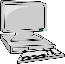 Computer Clip Art Computer Clipart Clipart Panda Free Clipart Images
