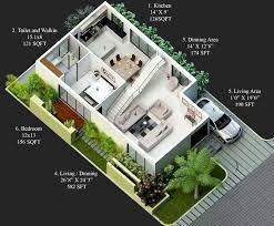 20 60 house plan east facing best of 40 60 duplex house plan east facing beautiful