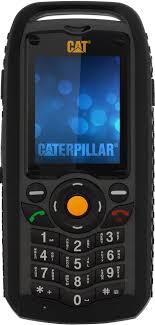 Купить мобильный <b>телефон Caterpillar CAT</b> B25 Black: цена ...