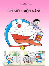 Tập 6 - Chương 14: Pin siêu điện năng - Doremon - Nobita