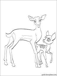 Bambi Van De Grote Prins Kleurplaat Gratis Kleurplaten