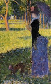 georges pierre seurat french post impressionist painter