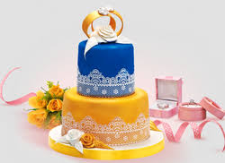Engagement Cakes View Specifications Details Of Theme Cake By