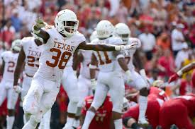 Texas Longhorns Depth Chart Texas Football Longhorns Will Use Committee Approach To