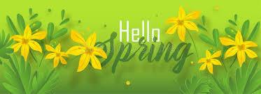 Spring Header Stock Illustrations – 10,245 Spring Header Stock  Illustrations, Vectors & Clipart - Dreamstime