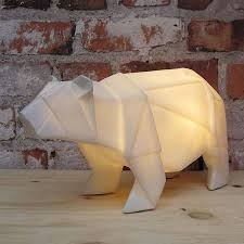 Polar Bear Night Light Sleepy Sloth Nursery Night Light Animal Night Light