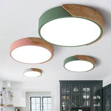 <b>Free Shipping</b> Dimmable <b>Modern</b> Minimalist Cheap <b>LED</b> Round ...