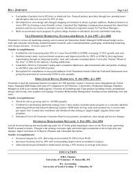 Chief Operations Officer Resume Resume Cover Letter Example