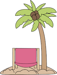 above and below clipart. beach chair art above and below clipart r