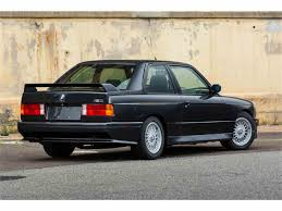 All BMW Models 1980s bmw : 1988 BMW M3 for Sale | ClassicCars.com | CC-1001719