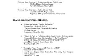 Resume Example For Factory Job Business Office Manager Cover
