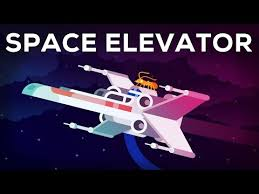 space elevator how much would it cost video people keep   video space elevator science fiction or the future of mankind
