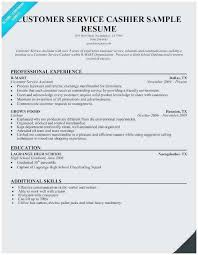 Grocery Store Cashier Resume Best Sample Resume Of Cashier Customer Service Best Grocery Store Cashier