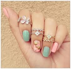 Spring Nail Polishes Boho Chic