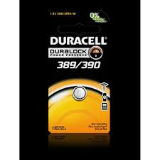Battery Cross Reference Chart For All Types Zbattery Com Duracell 389 390b Watch Battery Sr54 Sr1130