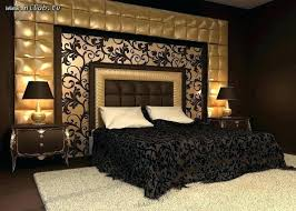 Black And Gold Interior Design Black And Gold Interior Black And ...