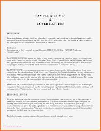 Resume Formats Examples Sample Chronological Resume Templates