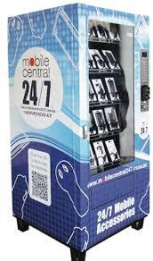 Phone Vending Machine Inspiration Australia's First And Best Accessories Vending Machines