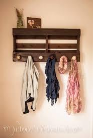 Make Your Own Coat Rack Weekend Diy Delight Make Your Own Door Knob Coat Rack How To Make 9