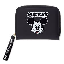 110発売disney Mickey Mouse Mini Wallet Book 付録付き雑誌