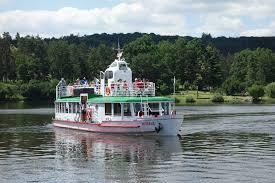 Na brněnskou přehradu vyplula loď Morava   Brno je boží!