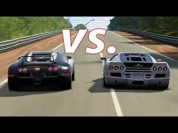 In this video i run the bugatti veyron, koenigsegg regera, koenigsegg one:1 & the hennessey venom gt up to 400 km/h (248 mph) to see how fast they can do the. Hennessey Venom Gt Vs Bugatti Veyron