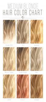 Beige Hair Color Chart Ash Blonde Hair Color Chart Hair Long