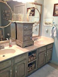 painted cabinets bathroom painted vanity cabinets traditional bathroom diy chalk painting bathroom cabinets