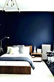 dark blue bedroom walls. Bedroom With Blue Walls Navy Dark White . I