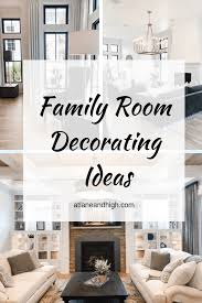 family room decorating ideas from the