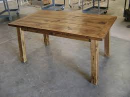 Home Made Kitchen Table Vintage Farmhouse Kitchen Tables Furniture Long Farmhouse Dining
