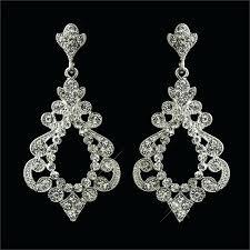 silver chandelier earrings crystal chandelier earrings sterling silver amethyst chandelier earrings